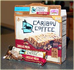 caribou coffee bars