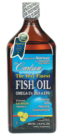 Carlson 39 s very finest fish oil taste test and review for Carlson fish oil review
