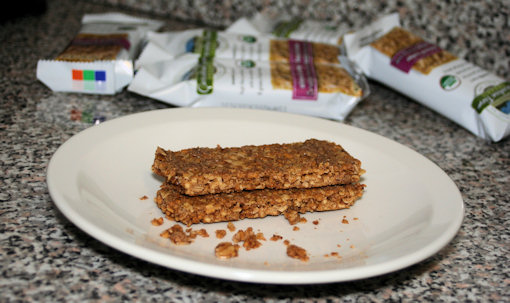 cascadian farm granola bars