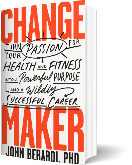 change maker by john berardi