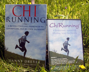 chirunning book and dvd