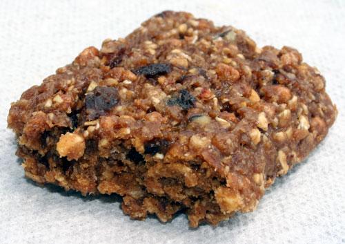 oatmeal raisin walnut clif bar