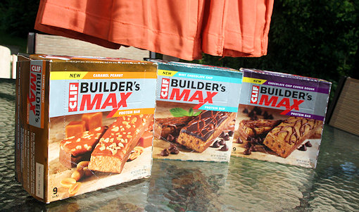 clif builder's max bars