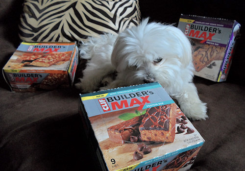 max with clif builder's max
