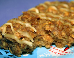 clif bar caramel apple cobbler
