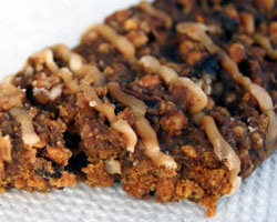 clif bar iced gingerbread