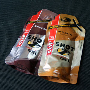 clif shot gel new