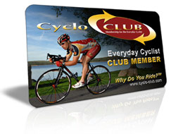 cyclo-club member card