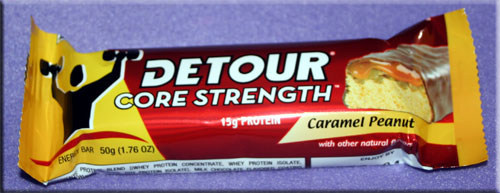 detour core strength bar
