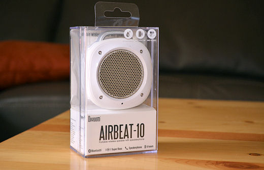Tested: Divoom Airbeat-10 Bluetooth Bicycle Speaker | Coach Levi