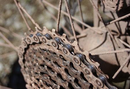 dumonde tech mud chain