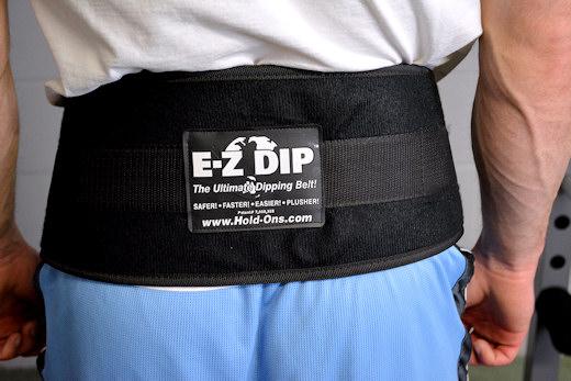 wearing my e-z dip belt