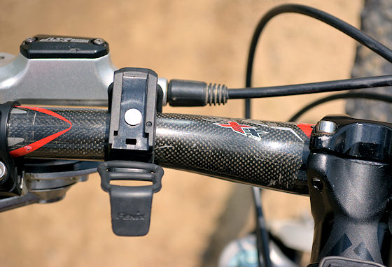 fenix bc21r bike light