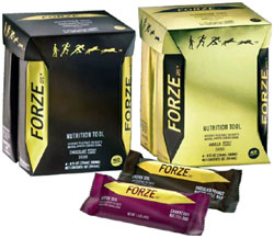 forze gps product line