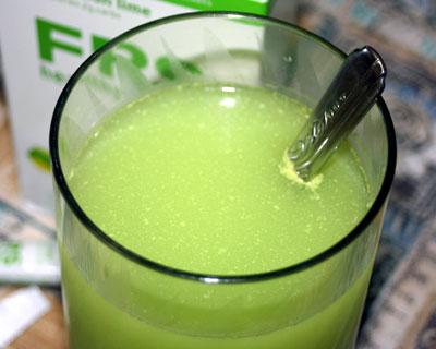 frs energy powder drink