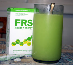 frs energy powder drink
