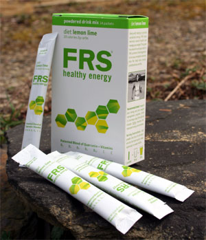 frs energy drink powder