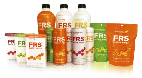 frs healthy energy products