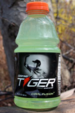 gatorade tiger cool fusion