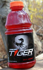 gatorade tiger red drive