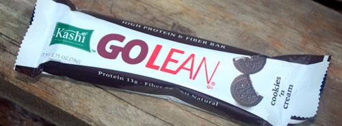 kashi go lean chewy protein bar