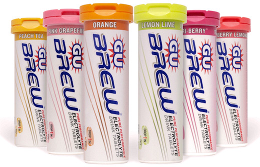 gu electrolyte tablets