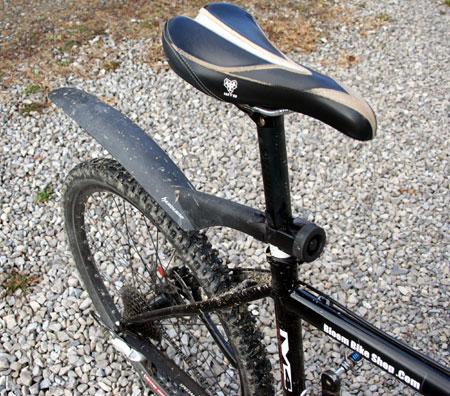 headland backslide bike fender
