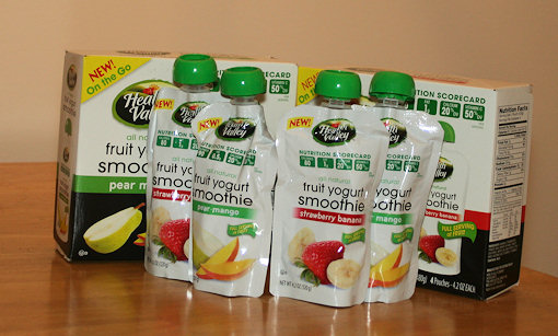 health valley fruit yogurt smoothies