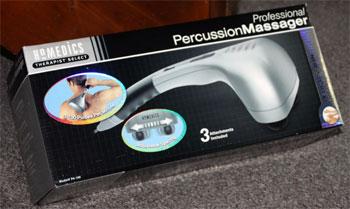 homedics pa-100 pro massager