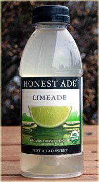 honest ade limeade
