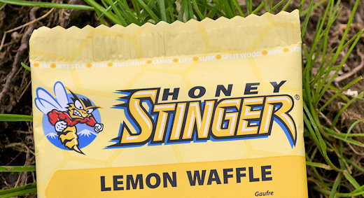 honey stinger wrapper