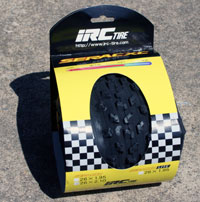 irc serac xc tire