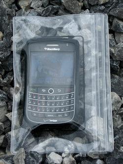 phone in jersey bin
