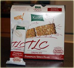 kashi tlc granola bar