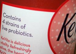 kevita live probiotics