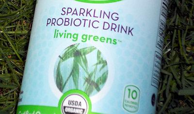 kevita living greens flavor