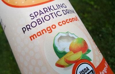 kevita mango coconut flavor