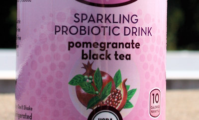 kevita pomegranate black tea