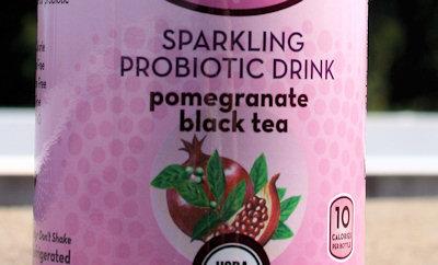 kevita pomegranate black tea