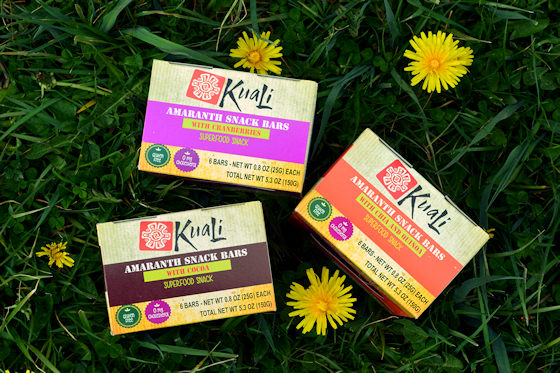 kuali snack bars