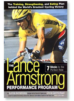 lance armstrong performance program book