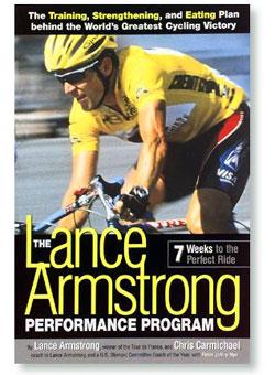 lance armstrong performance program book