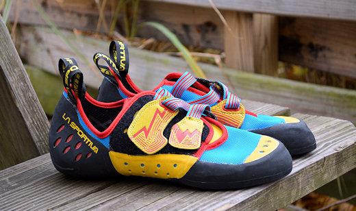 la sportiva oxygym shoes