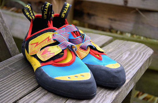 la sportiva oxygym bright uppers