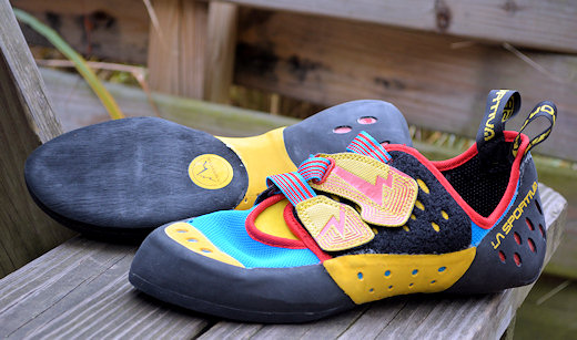 la sportiva oxygym top and bottom