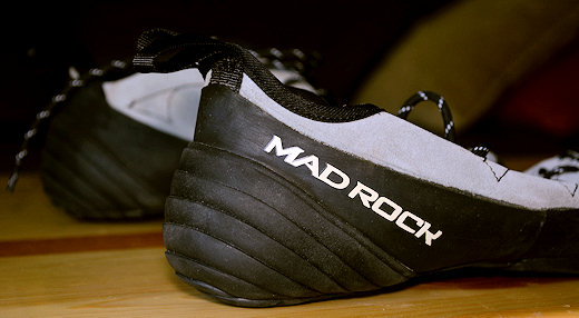 mad rock phoenix treaded heel