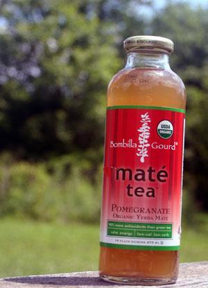 bombilla gourd mate tea