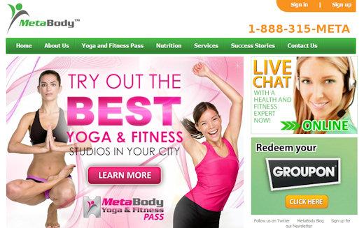 meta body website