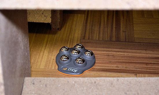 moji foot pro under desk