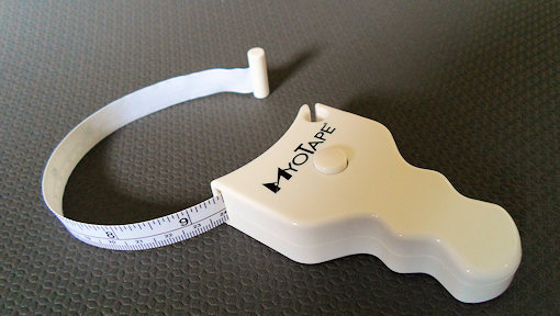 myotape tape measure